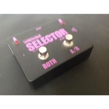 Custom Whirlwind Selector A/B Box 2005 Black