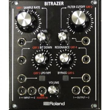 Custom Roland Bitrazer 2016 Black Eurorack-MINT