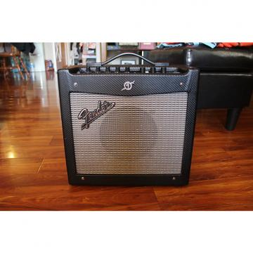 Custom Fender Mustang I Amp 2010s Black