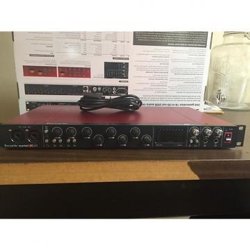 Custom Focusrite Scarlett 18i20 (RED)