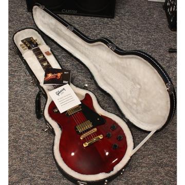 Custom Gibson Les Paul Studio Wine Red 2010 Near mint Condition