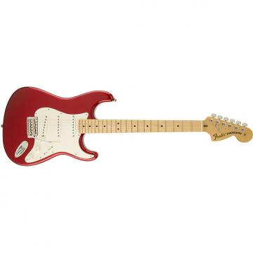 Custom Fender American Special Stratocaster® Maple Fingerboard Candy Apple Red - Default title