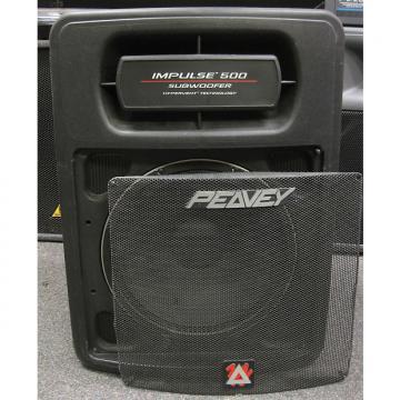 Custom Peavey Impulse 500 Subwoofer Sub Speaker