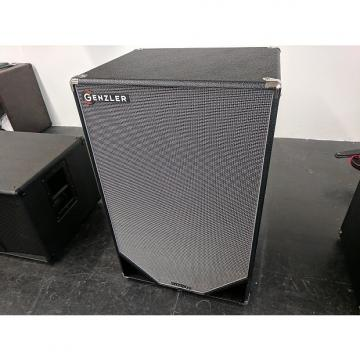 "Custom Genzler Amplification Magellan Bass Cabinet MG-212T 2x12"" - Showroom Display Unit!"