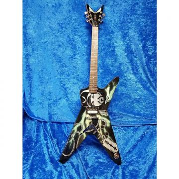 Custom Dean Dimeblade Tribute 2006 Dime Lightning Dimebag Rare Model