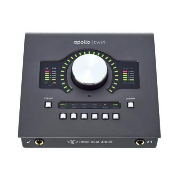 Custom Universal Audio Apollo Twin MKII Duo Audio Interface