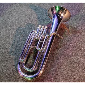 Custom Yamaha YBH-301S Standard Bb Baritone Horn  Silver