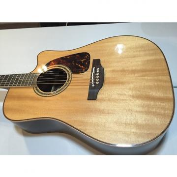 Custom Takamine P& DC Acoustic Electric Guitar 2012 Gloss Natural