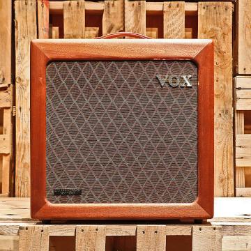 Custom Vox AC15H1TVL Limited Edition 50th Anniversary 'TV Front' Guitar Combo (468/500) 2007 Mahogany