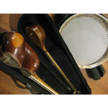 Custom New Custom Handmade Setar and Tar and Daf International Instruments Set Sell