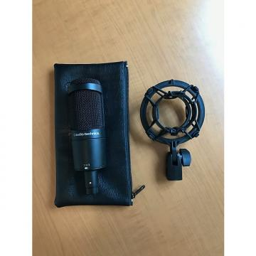 Custom Audio-Technica AT2050 Multipattern Condenser Microphone Black