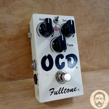 Custom Fulltone OCD V4 V1.7 Obsessive Compulsive Drive Overdrive Pedal - Free US Shipping!