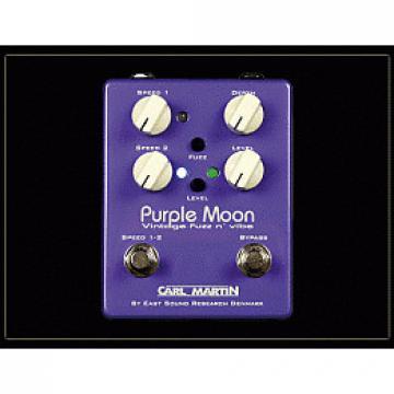 Custom Carl Martin Purple Moon Fuzz n Vibe