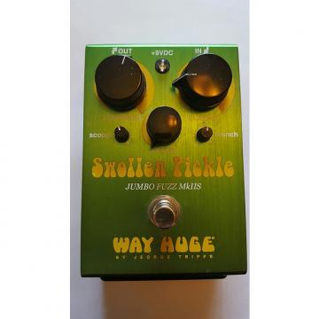 Custom Way Huge Swollen Pickle 2014 Pickle Green