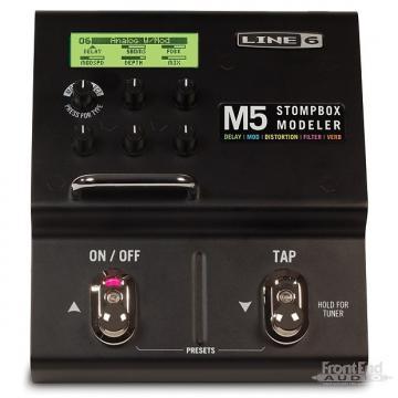 Custom Line 6 M5 Stompbox Modeler Pedal