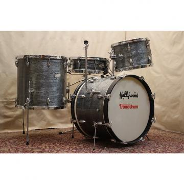 "Custom 1960's Hollywood by Meazzi ""Tronicdrum"" kit 14x20 16x16 9x13 5x14"
