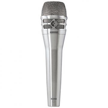Custom Shure - KSM8/N Dualdyne Vocal Microphone
