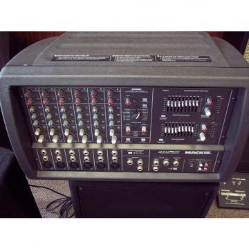 Custom Mackie 406M FR Series 500 Watt 6 Channel Powered Mixer