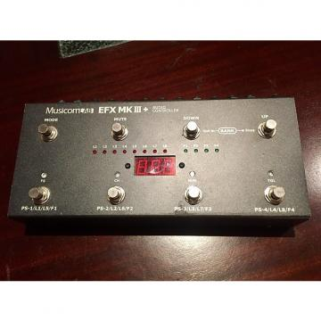 Custom Musicomlab EFX MK III+