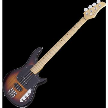 Custom Schecter CV-4 Electric Bass 3-Tone Sunburst