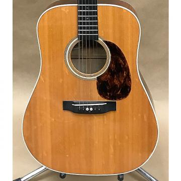 Custom Crafters of Tennessee TNFTMP Maple Dreadnought Guitar