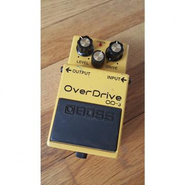 Custom Boss OD-3 Overdrive 1990s Free Shipping