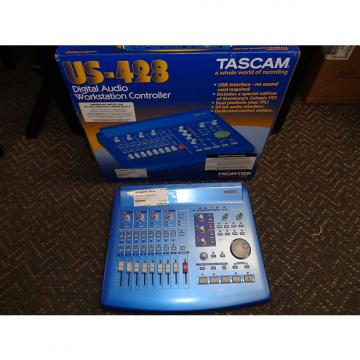 Custom used Tascam US-428 digital audio workstation controller