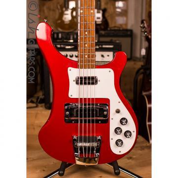 Custom Rickenbacker 4003S/5 5 String Bass 1986 Super Rare