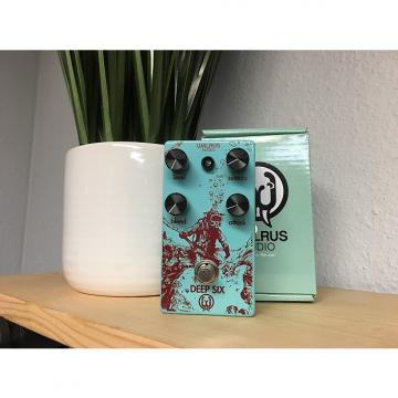 Custom Walrus Audio Deep Six Compressor