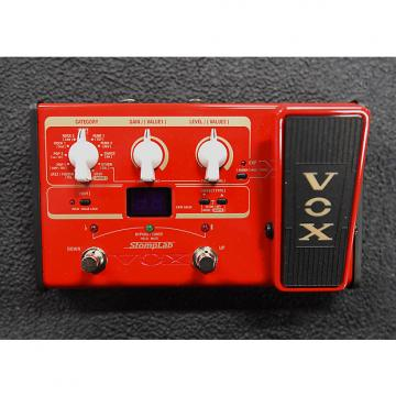 Custom Vox SL2B Bass StompLab