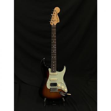 Custom Fender Deluxe Lone Star Stratocaster 3-Color Sunburst