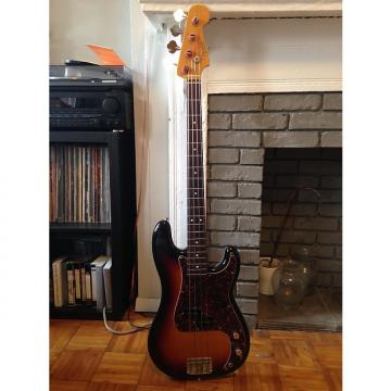 Custom Fender Precision Bass CIJ 90s sunburst