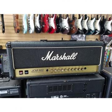 Custom 1991 Marshall JCM-900 Model 4100 100 Watt Head