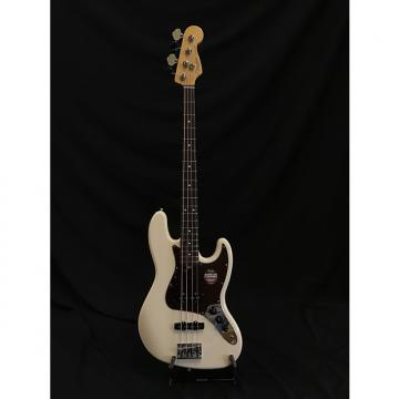 Custom Fender American Standard Jazz Bass 2016 Olympic White
