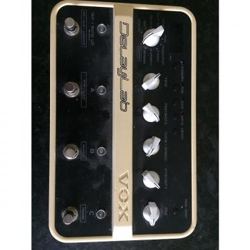 Custom Vox DelayLab Delay Modeler Dl4 Guitar Analog Digital Tape Cream