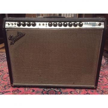 Custom Fender Twin Reverb 1969 Silverface