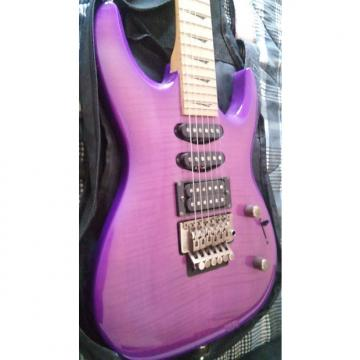 Custom Kramer STRIKER 211 CUSTOM LE Purple Electric