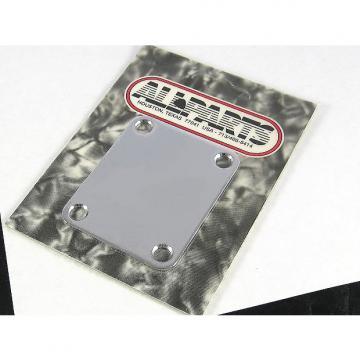 Custom Allparts Neck Plate for Fender Chrome AP 0600-010