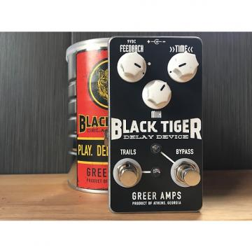 Custom Greer Black Tiger