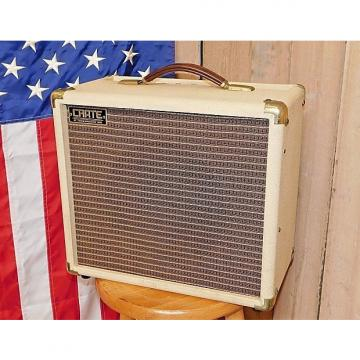 Custom Crate Vintage Club 20 1x10 Blonde Tolex All Tube Amp! Made In USA!