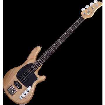 Custom Schecter CV-4 Electric Bass Gloss Natural