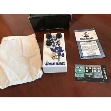 Custom Mojo Hand FX Blue Bonnet Overdrive