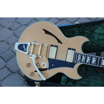 Custom 2006 Gibson Custom Shop Johnny A Signature + Bigsby Gold Top Guitar Serial JA 413 + OHSC