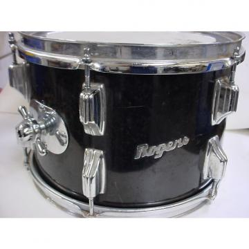 Custom Rogers Fullerton 8x12 Tom Drum  1970's Black