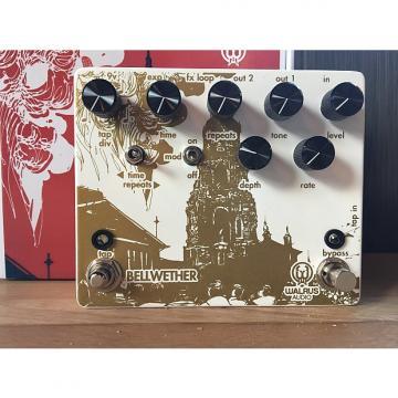 Custom Walrus Audio Bellwether Pearl Gold