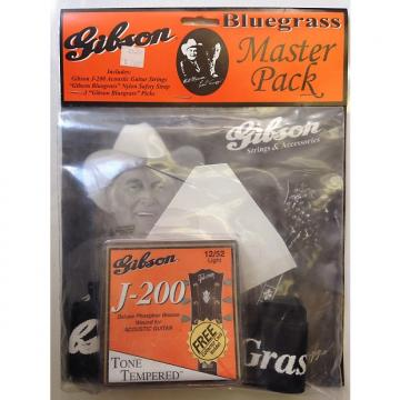 Custom Gibson Bluegrass Master Pack Bill Monroe Earl Scruggs Case Candy
