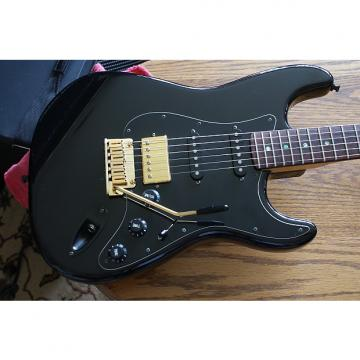 Custom Fender  Stratocaster Plus  1999 Black Gold