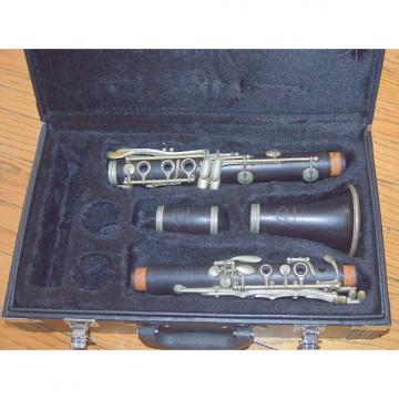 Custom Evette & Schaeffer Buffet Crampon Master Model Bb Clarinet 1950's Grenadilla Wood