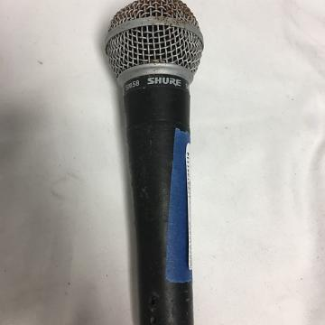 Custom Shure SM58 mic
