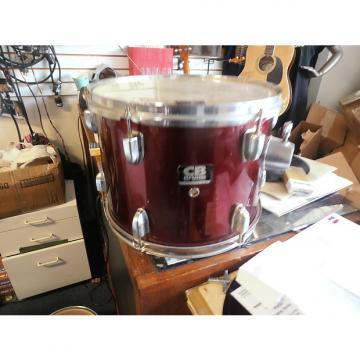 Custom cb 13 inch tom drum